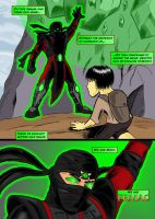 Mortal Kombat Issue #2 Page 3 by MarcusSmiter