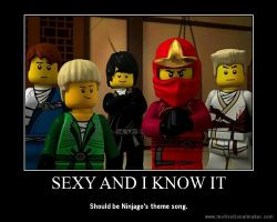 Ninjago Motivational by Bellaluvscuteness