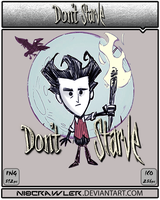 Don't Starve Icon by Ni8crawler