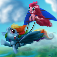 Kallisti III Kite Time by DeathPwny