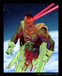 Super Zombie in Color by SachaLefebvre