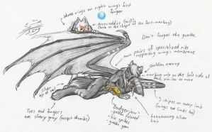 How to draw Arcanth by Paperiapina