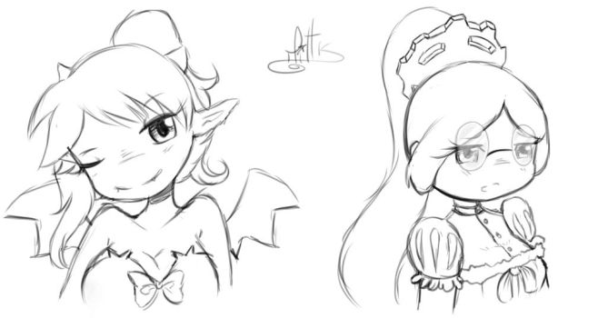 Requests from the stream by MittK