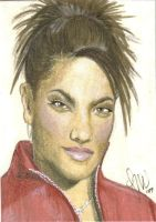 Doctor Who - Martha Jones by OMangueOTangue