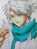 Toshiro Hitsugaya [Defy You](WIP) *Update* by WindSong23