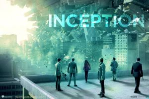 Inception Wallpaper Horizon by Hikari129