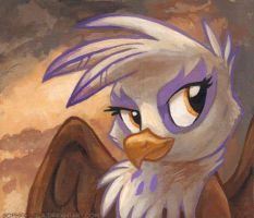 Square Series - Gilda by sophiecabra