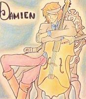 Viktor's Cello by One-Wicked-Symphony