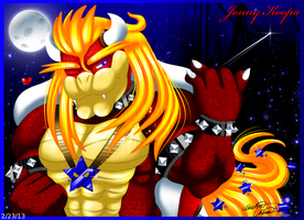 Jonny Junior Koopa by Bowser2Queen