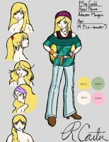 Miss Gold Character Reference by Beck-Carter