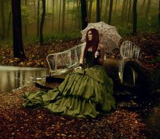 .Lady Autumn by BellaArtemis