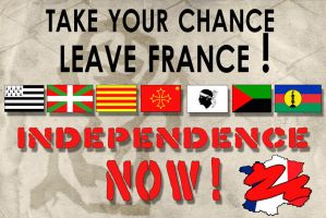 Independence now by marv-bev