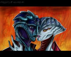 forbidden love by HelavisKrew