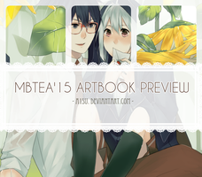 SS MBTEA'15 ARTBOOK PREVIEW by A1SU