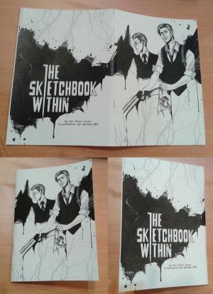 The Evil Within Sketchbook Sample by MicehellWDomination