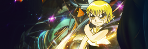 Zatch Bell signature by ShuenGFX