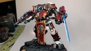 Nemesis Dreadknight conversion by Hellblade87