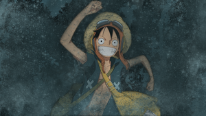 Luffy Strong World by Luffythebest1