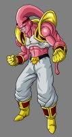 Super Bebi Buu by hsvhrt