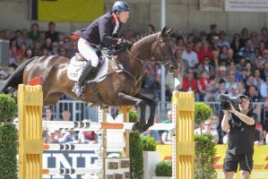 3DE Show Jumping Phase Stock 175 by LuDa-Stock