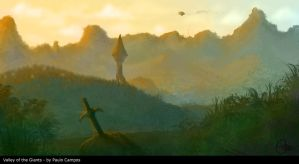 Concept - Valley of the Giants by paulocampos