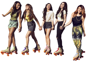Fifth Harmony PNG by PrimadonnaWorld