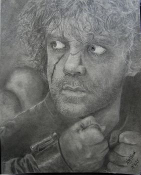 Tyrion Lannister by nick1213mc