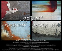Oxun by CD-STOCK Premium Texture Set by CD-STOCK