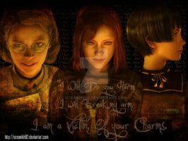 Rule Of Rose Wallpaper by Oceanikh92