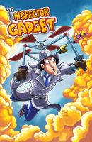 INSPECTOR GADGET COVER 3 by VdVector