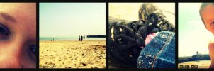 Beach Pics Collage by Cherry-Cheese-Cake