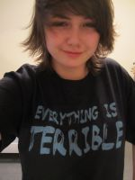 Everything is Terrible by NoNutritionalValue