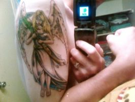 Angel Tattoo - Comm 03 by fenrir66