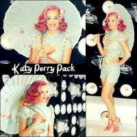 Katy Perry Pack #4 by Teeffy