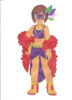 Mardi Gras by animequeen20012003