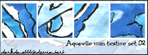 Aquarelle icon textures 02 by darkdana666