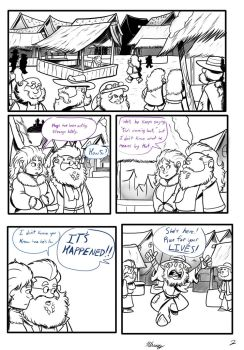 TOG Fire and Snow-page 2 by missuny