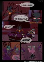 IZ-BTE Fan Comic: Ch1-Pg18 by CGIgal