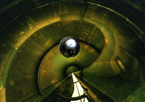 Abstract Industry by luchare