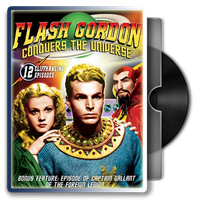 Flash Gordon Conquers The Universe by Jass8