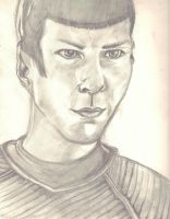 Young Spock by LesFromages