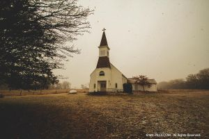 Country Church by CRELLIOTT0302