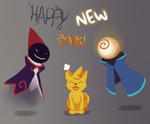 Happy 2016 - from 2015 - GIA by lurils