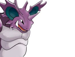 Nidoking 22 by Deathlici0us-X
