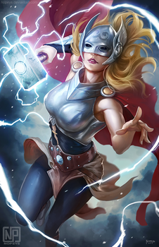 THOR by NOPEYS