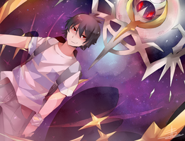 Pokemon trainer Zeref