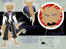 Ref Sheet .:Nightmare:. by Shadow-of-Destiny