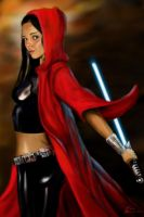 the red jedi by benchi
