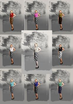 Daily Planet Fashion by MaximusNights