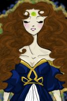 Princess Evalyn- Sailor Earth by BlackInkHeart